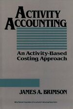 Activity Accounting: An Activity-Based Costing App