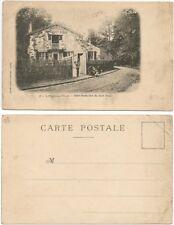 CPA postcard HOTEL Restaurant du Jouet d'eau L'ETANG la VILLE 78 [732 R]