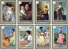 Timbres Arts Tableaux Rwanda 646/53 ** lot 25913