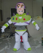 Buzz Mascot Costume - Toy Story Suit - Fancy dress Peppa Woody Lightyear