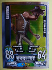 Force Attax Clone Wars Serie 4 (2013), Bulduga (224), Star-Karten