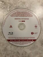 Singstar Pop Edition Promo Sony Playstation 3 PS3 Game Disc Only UK PAL