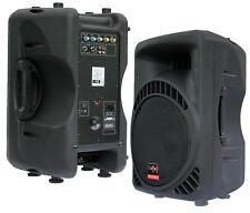 E-Lektron 15800MA - 2x 800W DJ PA Aktiv Lautsprecher PAAR 15