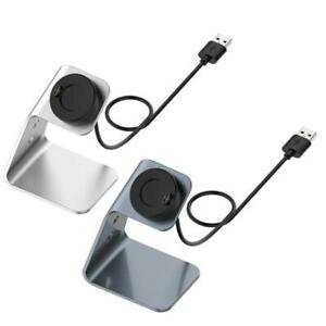 Charger Stand Dock Compatible with -Garmin Fenix,Forerunner,Approach,Vivoactive