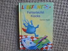 """Kinder Buch """" Fehlerteufel Klecks"""""""