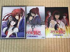USED Samurai X Kenshin Recollection Blu-ray English Sub Digipak Sleeve Japan
