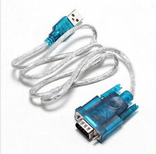 NEW DI AC USB 2.0 TO SERIAL RS232 DB9 9 PIN ADAPTER CABLE PDA cord GPS CONVERTER
