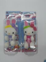 Pez Hello Kitty Easter Keychain  Candy Dispenser Set