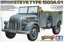 Tamiya 1/35 German Steyr Type 1500A/01 # 35225