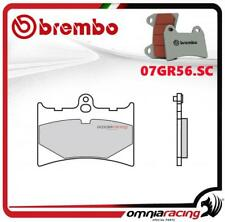 Brembo SC - pastillas freno sinterizado frente para Gilera Nordwest 600 1990>