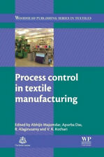 Process Control in Textile Manufacturing (Woodhead Publishing Series in