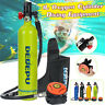 1L Scuba Diving Equipment Oxygen Cylinder Air Tank Underwater Breathing Tool Set