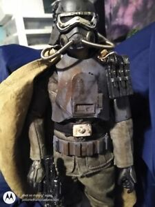 1/6 custom STAR WARS MUDTROOPER CUSTOM FIGURE!  SOLO....