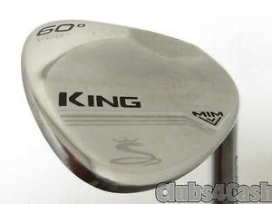 COBRA King MIM Silver Wedge 60* V08 Versatile 60.08 LOB
