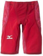 MIZUNO Swimsuit Men GX-SONIC III ST FINA N2MB6001 Red Size 2XS XS S XL F/S