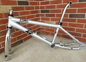 1999 #2 - K2 DMC Dennis McCoy Signature PRO Frame & Forks BMX Flatland Freestyle