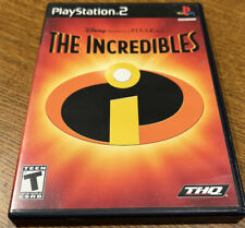 New listing Incredibles (Sony PlayStation 2, 2004)