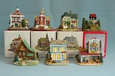 Liberty Falls Americana Collection Bundle New Lot Of 7 Buildings