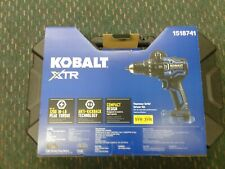 Brand New Kobalt XTR 24V Max Brushless Hammer Drill/Driver Kit 1518741 Free Ship