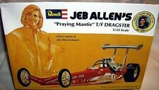 revell 1/25 Jeb Allen Praying Mantis T/F Rail Dragster