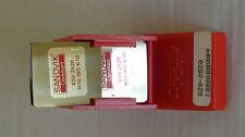 SANDVIK 620-2520 H10 ISO K10 INSERT SCRAPER - BRAND NEW & GENUINE