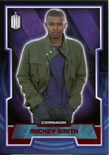 Doctor Who 2015 Red Parallel [50] Base Card #38 Mickey Smith