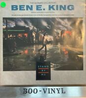 Ben E. King Stand By Me - The Ultimate Collection vinyl LP album record NR MINT