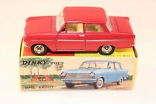 Dinky Toys 540 Opel Kadett Red perfect mint in mint box SUPERB Best you can find