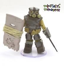 Tomb Raider Minimates Wave 1 Armored Scavenger