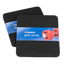 Set of 4 toPOWER grip pads (neoprene) - hand protection, gym gloves, fitness