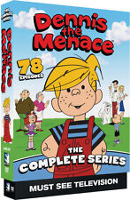 Dennis The Menace: Complete Series - 9 DISC SET (2016, DVD New)
