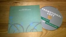 CD Indie Brian McBride - When The Detail Lost Its (12 Song) Promo KRANKY cut out
