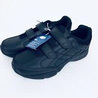 Dr. Scholl's Gel Technology Black Advanced Comfort Men Shoes. Size 8W. NWT