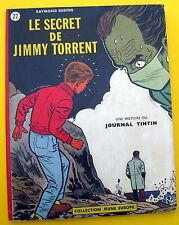 JARI LE SECRET DE JIMMY TORRENT NO 22 REDING  EO 1963 TRES BON ETAT
