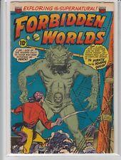 Forbidden Worlds # 19