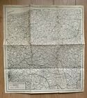 WW1 German map (West and Eastern Front)