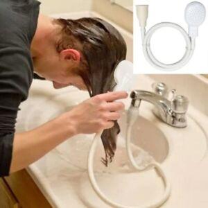 Tap Tub Shower Bath Spray Hose Set Sink Spray Attachment Pet Washing Bathroom