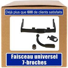 faisceau 7 broches Peugeot 106 1991//1996 attelage rigide fixe