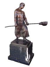 bronze art déco métier fondeur signé Jensen