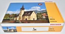 Vollmer H0 49210 Kirche Dorfkirche Bausatz NEU & OVP