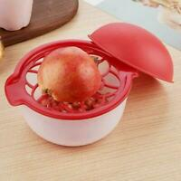 1* Pomegranate Deseeder Pomegranate Removal Tool Kitchen Household L3N6