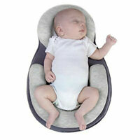 Portable Baby Crib Nursery Bed Travel Folding Infant Toddler Cradle Sleeping Bag