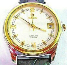 Watch Titoni Automatic Mens Watch Date Large