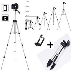 Universal Phone Tripod Extendable Digital Camera Travel Stand Mount HolderTripod