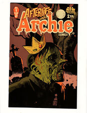 Afterlife with Archie #1 (2013, Archie) NM Jughead Cover B Variant Francavilla