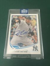 Andy Pettitte 2020 Topps Archives Signature Series Retired Editon Auto 1/5!