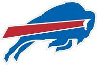 "Buffalo Bills NFL Vinyl Decal - You Choose Size 2""-42"""