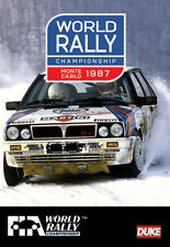 FIA World Rally Championship - Monte Carlo 1987 (New DVD) Lancia Audi Ford WRC