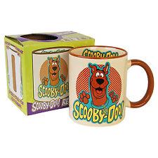 Scooby Doo Mug Retro Cartoon Hanna Barbera