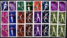 España 1960. Deportes bloque de 4. Ed 1306 / 1319. MNH. **.